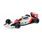 1:43 McLaren Honda MP4/6 - Ayrton Senna - Winner Monaco GP 1991