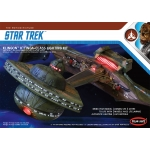Star Trek Klingon K`Tinga Lighting Set