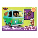 1:25 Scooby-Doo Mystery Machine with Figures - SNAP KIT