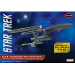 1:1000 U.S.S Enterprise  Space Seed Edition - SNAP KIT