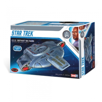 1:1000 USS Defiant NX-74205 - SNAP KIT