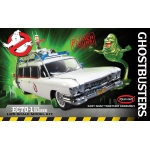 1:25 ECTO-1 w/Slimer Figure - SNAP KIT