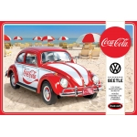 1:25 Volkswagen Beetle Coca-Cola - SNAP KIT