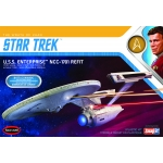 1:1000 U.S.S. Enterprise NCC-1701-Refit - Wrath of Khan Edition