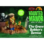 1:12 Haunted Manor: The Grave Robber's Demise