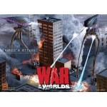 1:350 Alien Tripods Attack Diorama Kit