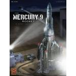 1:350 Mercury 9 Rocket