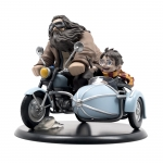 Harry Potter and Rubeus Hagrid Limited Edition Q-Fig