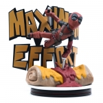 Deadpool Maximum Effort Q-Fig Max Diorama