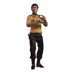 1:6 Lieutenant Hikaru Sulu