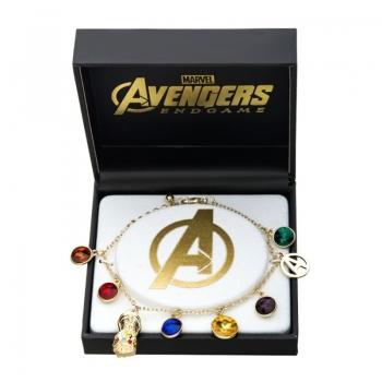 Marvel Avengers End Game Charm Bracelet