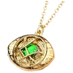 Doctor Strange Eye of Agamotto Pendant Necklace