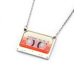 Guardians of the Galaxy Awesome Mix Vol. 2 Tape Pendant
