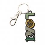 Loki Logo Key Chain