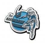 The Mandalorian Comic Enamel Pin