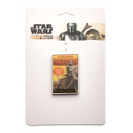 The Mandalorian The Legend Continues Enamel Pin