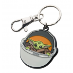 The Mandalorian The Child In Pod Keychain