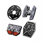 Star Wars Imperial 4 Pin Set