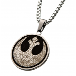 Star Wars Rebel Sylmbol Necklace