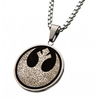 Star Wars Rebel Sylmbol Necklace