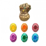 Marvel Infinity Guantlet Lapel Pin Set