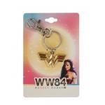 WW84 Wonder Woman Logo Keychain