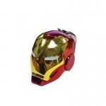 Iron Man Classic Helmet Metal Keychain
