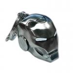 Iron Man Mk II Helmet Metal Keychain
