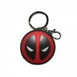 Deadpool Logo Keychain