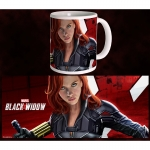 Black Widow Movie Fight Mug