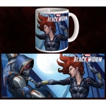Black Widow Movie Black Widow Vs Taskmaster Mug