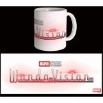 Marvel - Wandavision Logo Mug