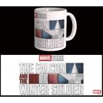 Marvel - The Falcon & the Winter Soldier Logo Mug