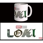 Marvel - Loki Logo Mug