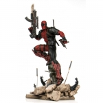 1:6 Deadpool Statue By Erick Sosa