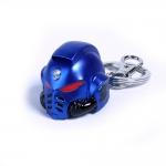 Warhammer 40K Ultramarine Helmet Keychain