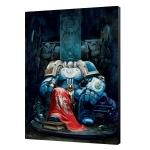 Warhammer 40K Marneus Calgar Art Board