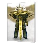 Warhammer 40K Guilliman Ascend Art Board