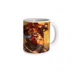 Warhammer 40K Kharn The Betrayer Mug