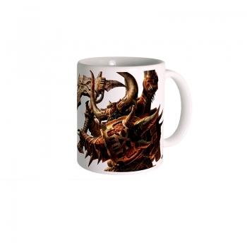 Warhammer 40K Chaos Marines #1 Mug