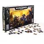 Warhammer 40K Dark Imperium 1000pc Puzzle