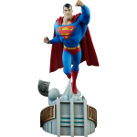 Superman Animated Series Collection Statue