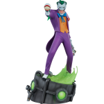 The Joker - Animated  Series Collection Statue