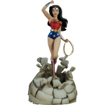 Wonder Woman Animated Series Collection Statue