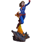 1:5 Captain Marvel Statue