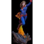 1:5 Captain Marvel Statue