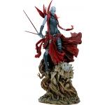 Asajj Ventress Mythos Statue
