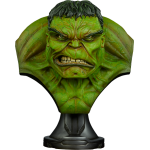 The Incredible Hulk Life-Size Bust