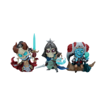 Court of the Dead Court-Toons Collectible Set