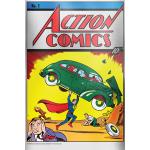 Action Comics #1 Silver Foil - Silver Collectable